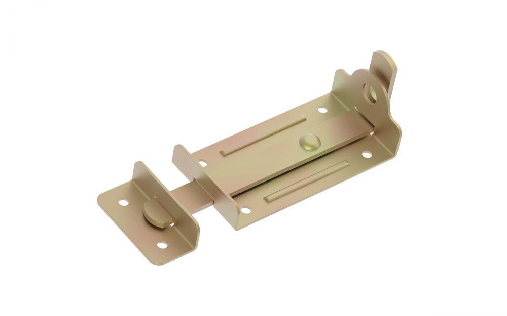 Ferrolho Porta Cadeado 6″ 145mm
