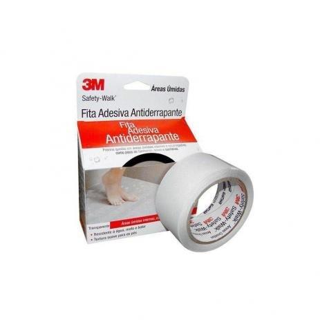 Fita Antiderrapante Safety Walk 3M Transp 50mm x 5m