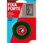 Fita Fixa Forte 3M Dupla Face 24mm x 2m