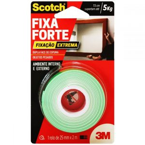 Fita Fixa Forte 3M Extreme 24mm x 2m