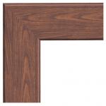 Guarnição Porta Acabamento Madeira 223,5×126,2×12
