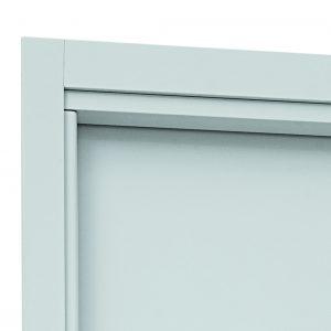 Guarnição Porta Aluminium Guapo 215×78-1 25/55