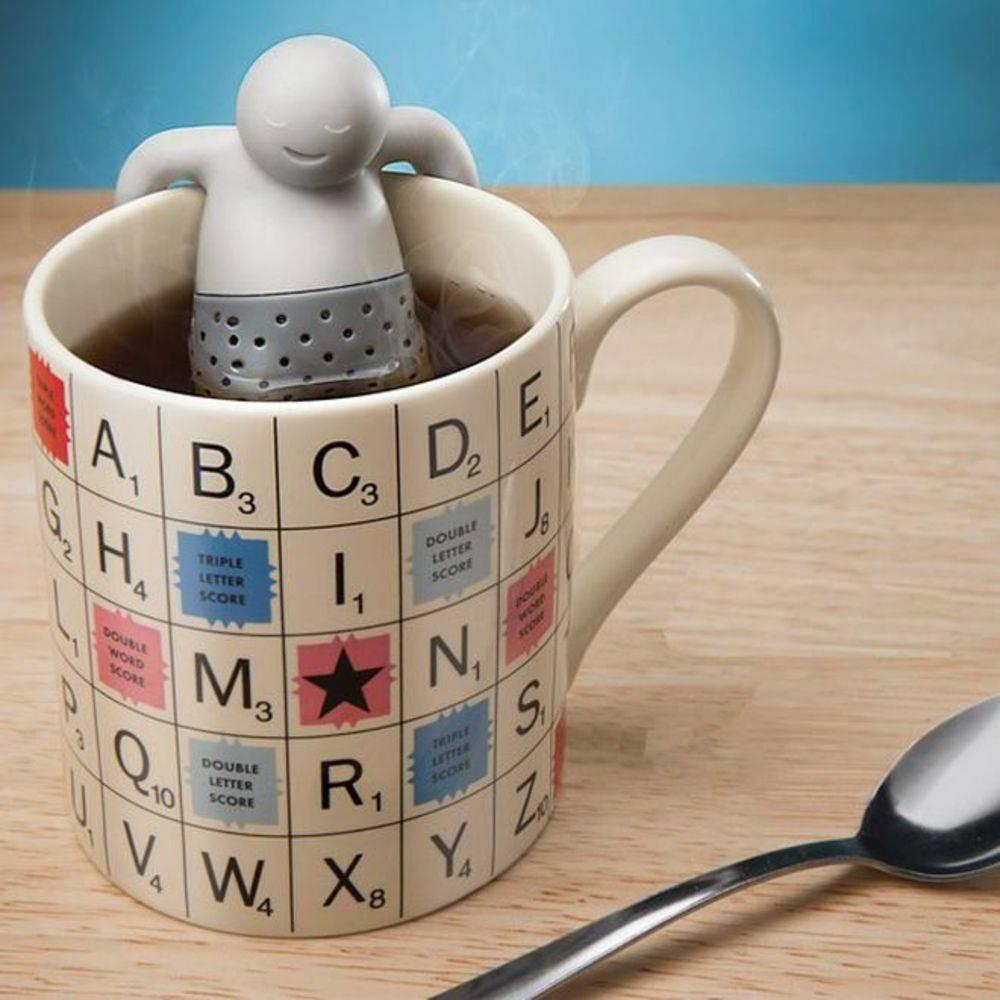 Infusor de Chá Silicone Descomplica Brinox