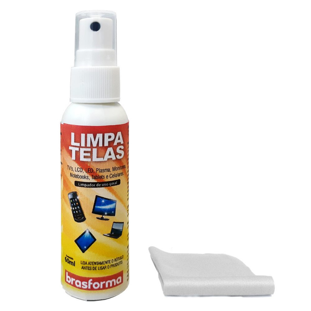 Kit Brasforma Limpa Tela (Alt0.2)