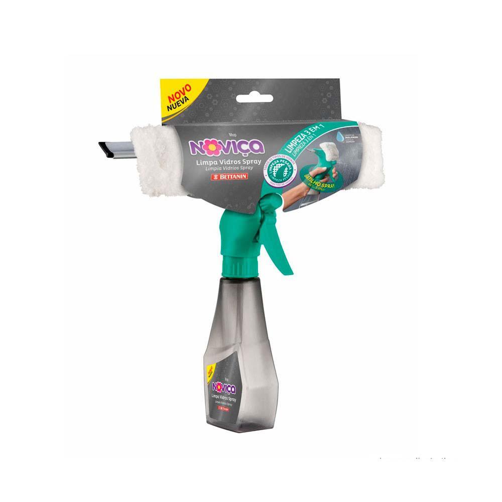 Limpa Vidros Spray Plastic