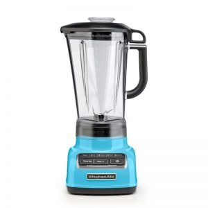 Liquidificador Kitchenaid Diamond Crystal Blue
