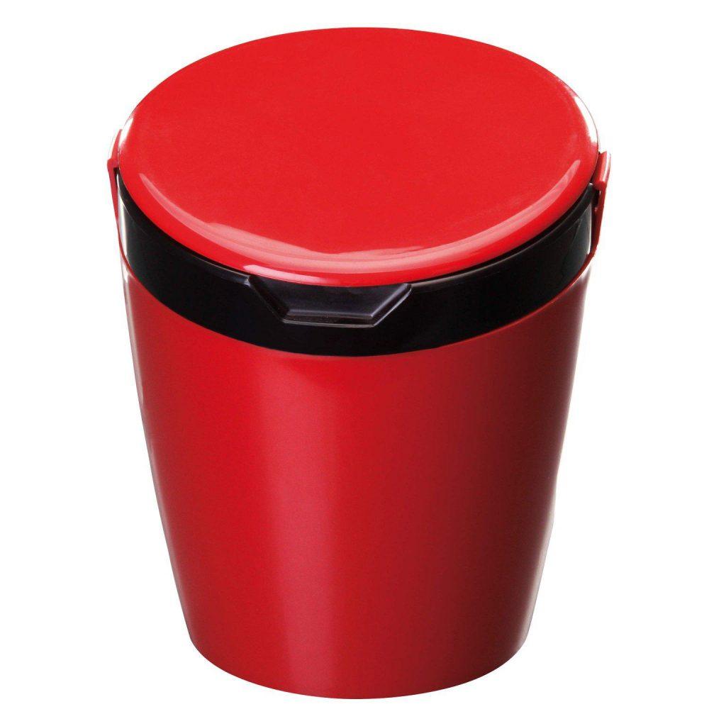 Lixeira Astra Tampa Basculhante 2,7L Vermelho/Preto