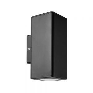 Luminária Osram LED Aplique Dual Black 1X11W 100-240V