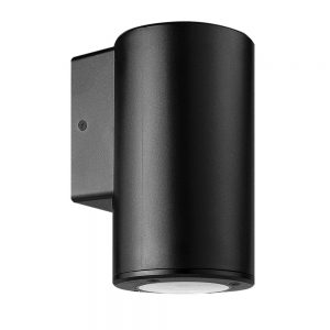 Luminária Osram LED Aplique Single Cylinder Black 1X11W 100-240V
