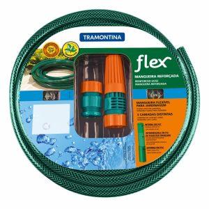 Mangueira Tramontina Verde Flex com Engate/Esg 10M