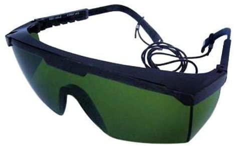 Óculos Proteção 3M Vision 3000 Verde