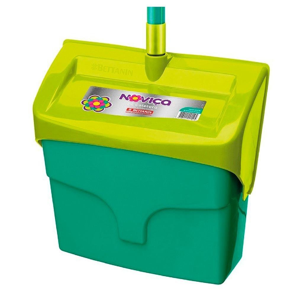 Pá P/ Lixo Bettanin Plástica Coletora C/Cabo
