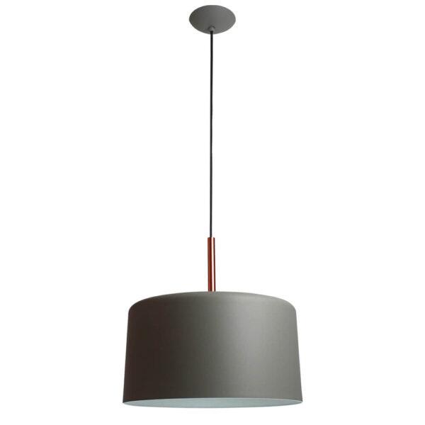 Pendente Bilboquê CFL E27 – Fendi – 500x500x385mm