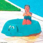 Piscina Tramontina Infantil Aquadog Azul