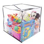 Porta Brinquedos Secalux 40x40x40 (0441040)