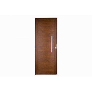 Porta de Abrir com Lambri e Puxador Mad Dir, 210×100