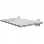 Prateleira Concept com Suporte Prata 1,5x20x40