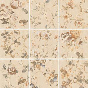 Revestimento Bianco Gres 21×21 Vintage Kit 9 Pçs