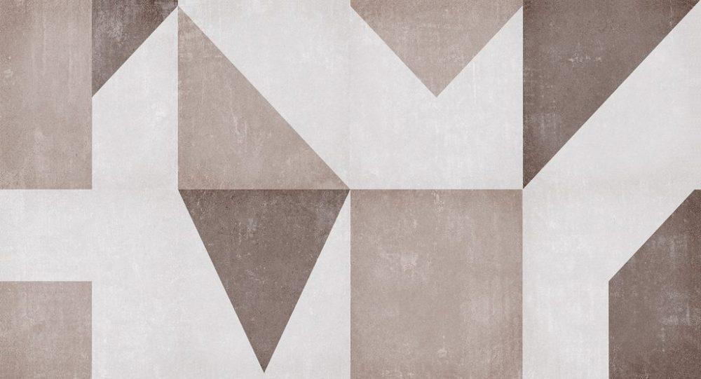 Revestimento Bianco Gres 32×60 Angoli Marrone 2,3m/12Pçs