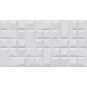 Revestimento Bianco Gres 32×60 Geometric Bianco 2,3m/12Pçs