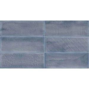 Revestimento Bianco Gres 32×60 Laterizi Blu 2,3m/12Pçs