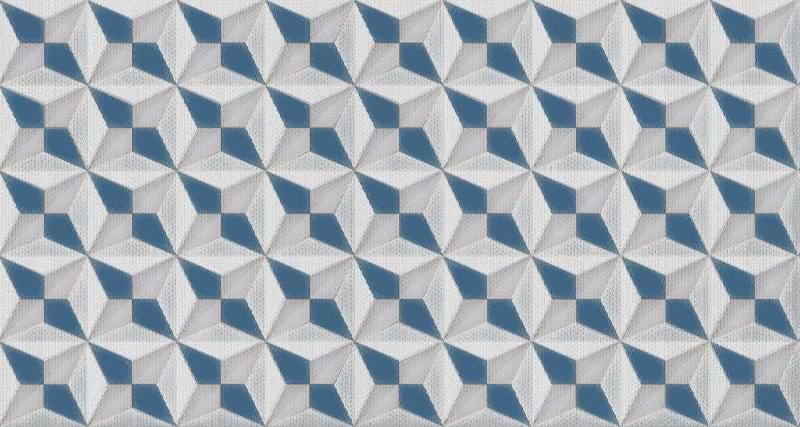 Revestimento Bianco Gres 32×60 Stelle Blue 2,3m/12Pçs/PEI3
