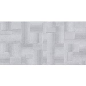 Revestimento Bianco Gres 45×90 Milano Cemento 2m/5Pçs