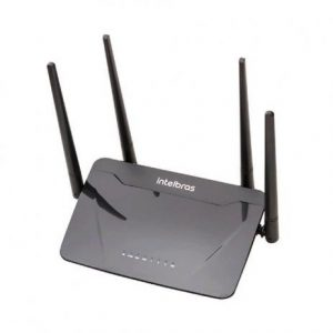 Roteador Wireless Action RF1200 Intelbras