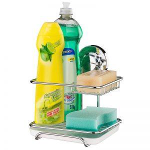 Suporte Future para Sabão/Detergente/Esponja