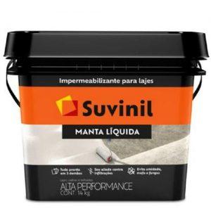 Suvinil Manta Liquida Branca 14kg
