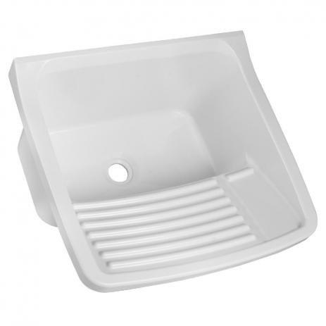 Tanque Astra Plast. Branco 58x52x32(Tq2Br1)