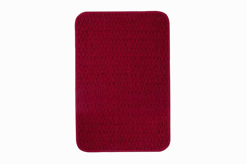 Tapete Astra Slim 40×60 Vermelho