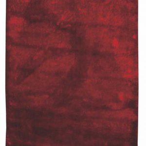 Tapete Gold Shaggy Edantex Cor 09 Vermelho