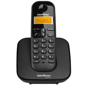 Telefone Sem Fio Digital TS3110 Pt