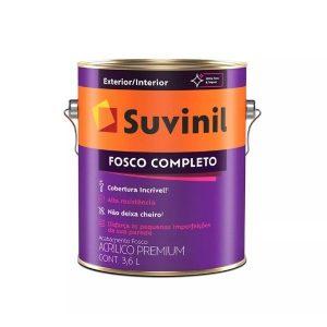 Tinta Suvinil Acrílico Fosco Completo 3,6L