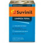 Tinta Suvinil Acrílico Limpeza Total 18L