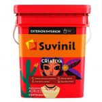 Tinta Suvinil Acrílico Premium Criativa 18L