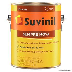 Tinta Suvinil Acrílico Sempre Nova 3,6L