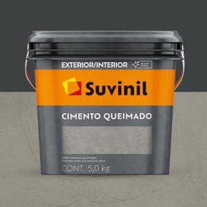 Tinta Suvinil Cimento Queimado 5kg