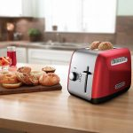 Torradeira Kitchenaid 2 Fatias Empire Red (Vermelha)