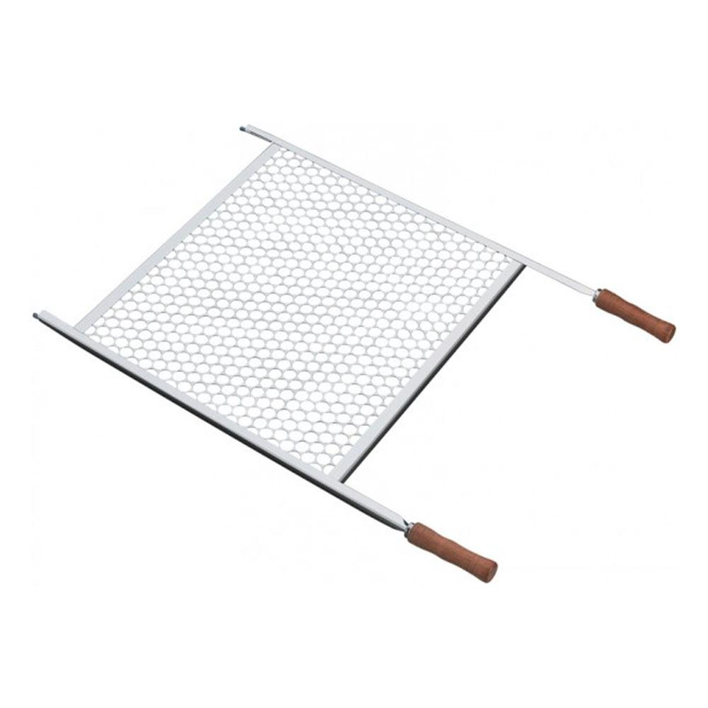 Tramontina Cozinha Grelha Inox para Churrasq 83,5x60cm