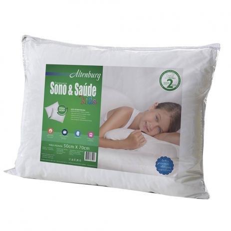 Travesseiro Altenburg 50×70 Sono e Saúde Kids