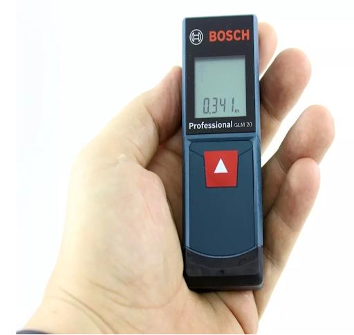 Trena Laser Bosch GLM20