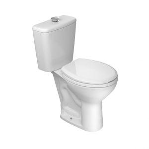 Vaso Deca Acoplado Dual Izy Conforto Branco (P.115.17/Cdc.00F.17)