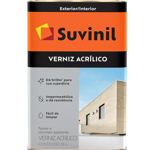Verniz Suvinil Acrílico 18L