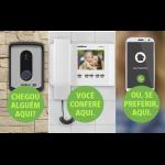 Video Porteiro Intelbras IV 4010 Hs Br