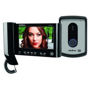 Video Porteiro Intelbras IV7010 Hs Preto