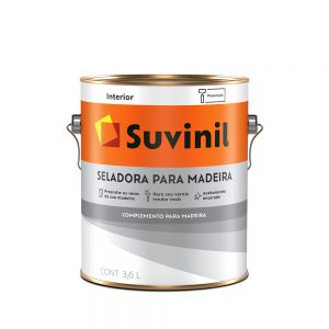 Selador para Madeira Suvinil 3,6L