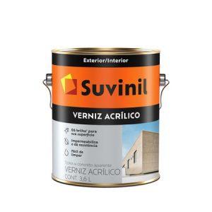 Verniz Suvinil Acrílico 3,6L