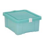 Caixa Organizadora 17L Tramontina Laundry Verde